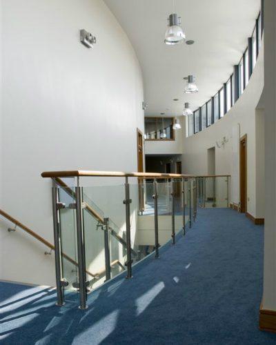 balconies balustrades