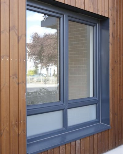 upvc coloured windows